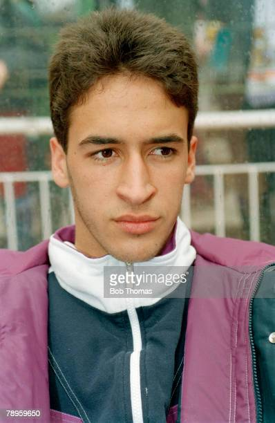5th March 1995 Spanish League Raul Real Madrid's young star