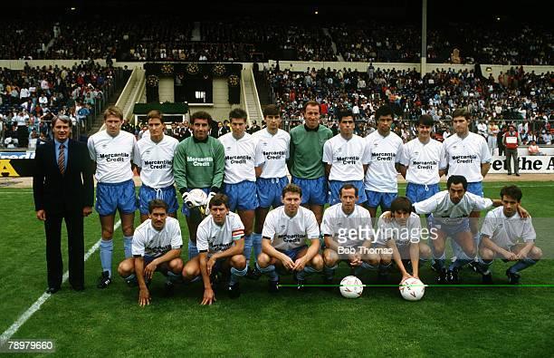 8th August 1987 Football League Centenary Match Wembley Football League XI vs Rest of the World XI The Football LeagueFootball League Team Back Row...