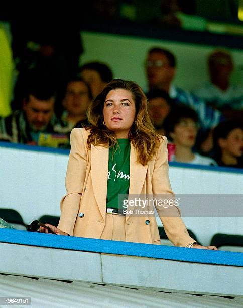 August 1993 Karen Brady Managing Director of Birmingham FC