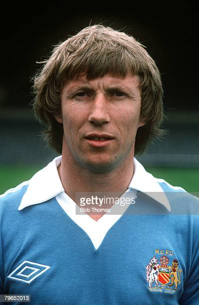 circa 1970's Colin Bell Manchester City who played for the club from 19661979