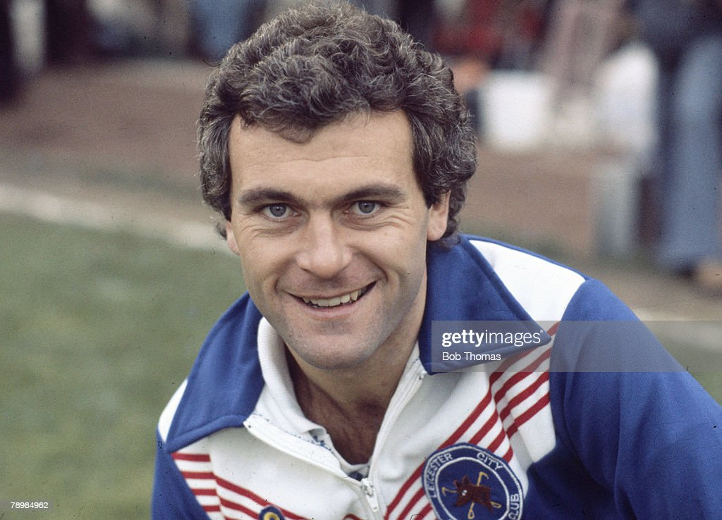 Sport. Football. pic: circa 1976. Keith Weller, Leicester City winger 1971-1978. : News Photo