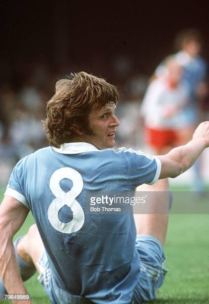 Circa 1978, Mike Channon, Manchester City, 1977-1979