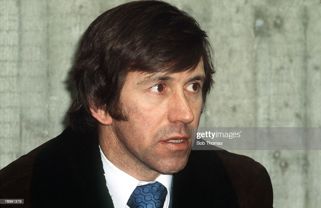Sport. Football. pic: circa 1979. John Greig, who was both player and Manager at Rangers. : News Photo