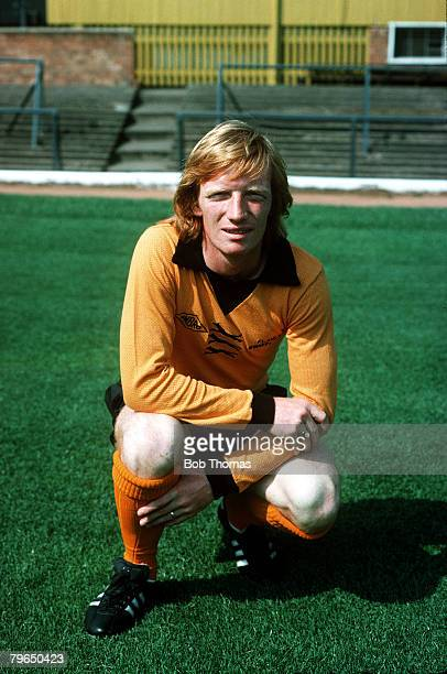 circa 1979 Willie Carr Wolverhampton Wanderers Willie Carr a Scottish international who won 6 caps joined Wolverhampton Wanderers in 1975 from...