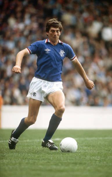 Sport, Football, pic: circa 1980, Tom Forsyth, Rangers