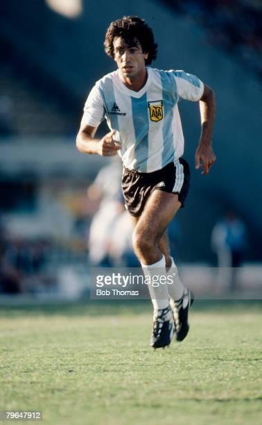 circa 1981 Jorge Olguin Argentina