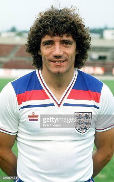 circa 1982 Kevin Keegan England and Liverpool Hamburg Southampton who won 63 England caps from 19731982