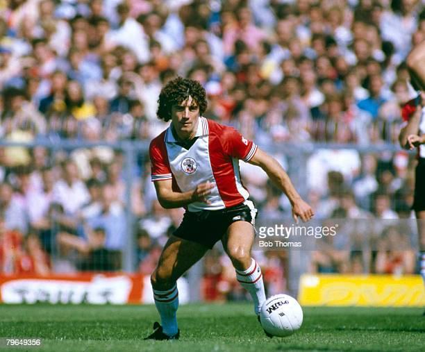 circa 1982 Kevin Keegan Southampton 19801982