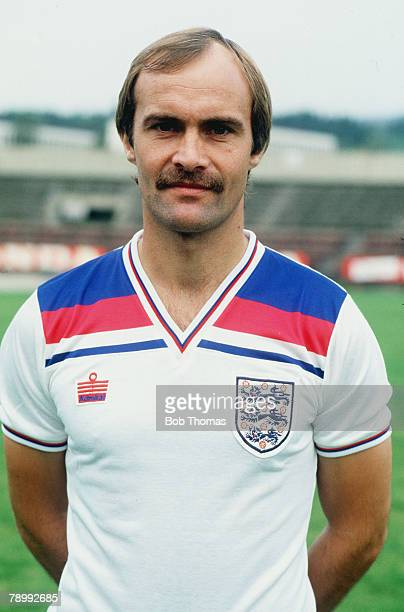 circa 1982 Mick Mills England and who won 42 England caps from 19731982