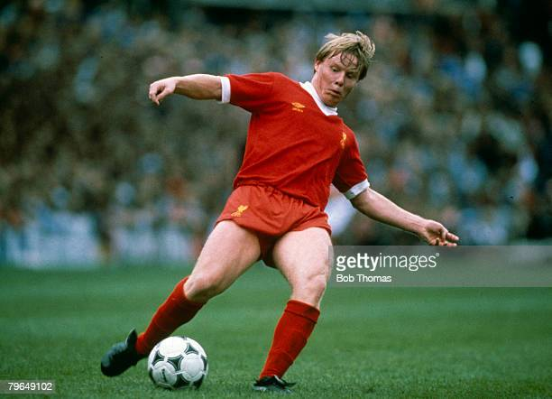 Circa 1982, Sammy Lee, Liverpool, who won 14 England caps between 1983-1984
