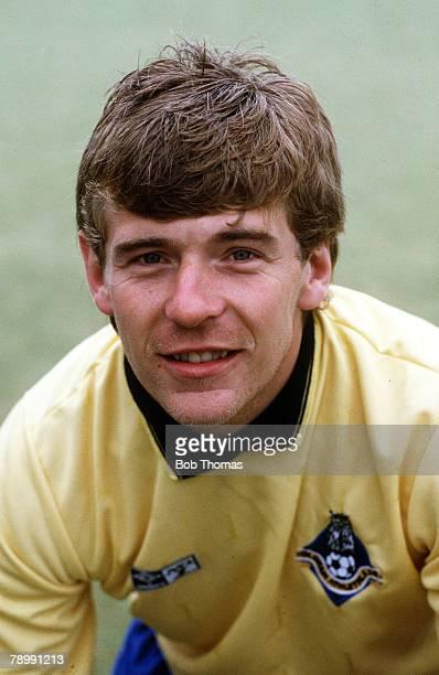 circa 1983 Andy Goram Oldham Athletic