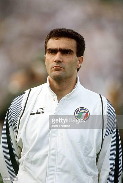 circa 1988 Giuseppe Bergomi Italy