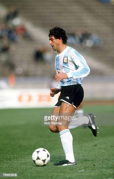 circa 1988 West Berlin Ricardo Giusti Argentina