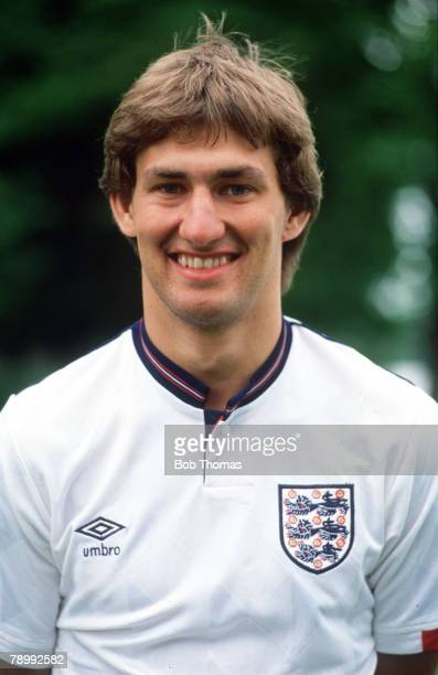 circa 1989 Tony Adams England and who won 64 England international caps from 19872000