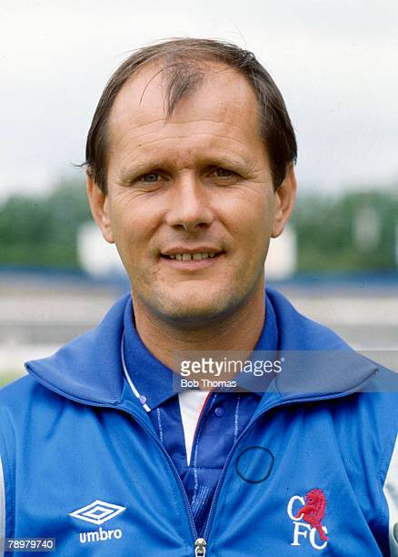 circa 1990 Gwyn Williams Chelsea who held a variety of posts at the club and was at one time Assistant Manager at Chelsea