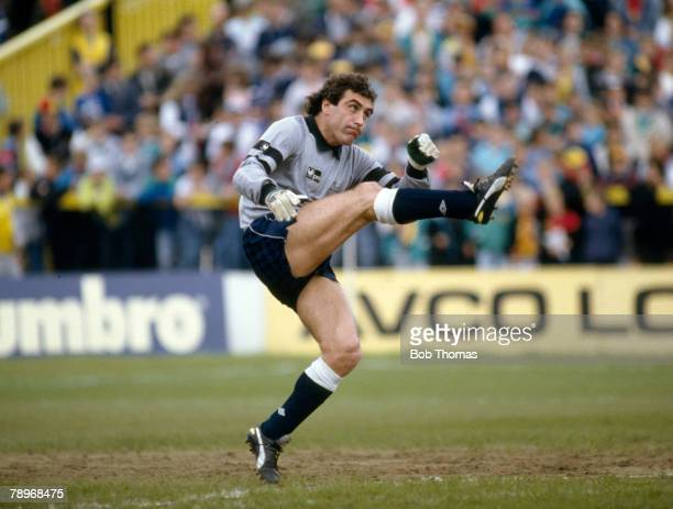 circa 1990 Peter Shilton Derby County goalkeeper 19871992 Peter Shilton also won 125 England international caps between 19711990