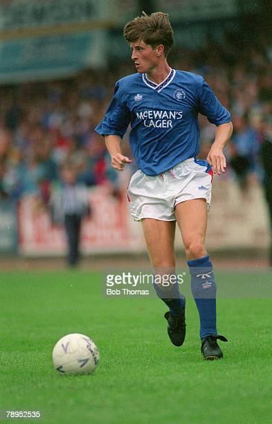 circa 1990 Pieter Huistra Rangers