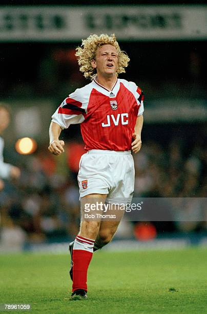circa 1990's Ray Parlour Arsenal midfielder who won 10 England international caps between 199920001