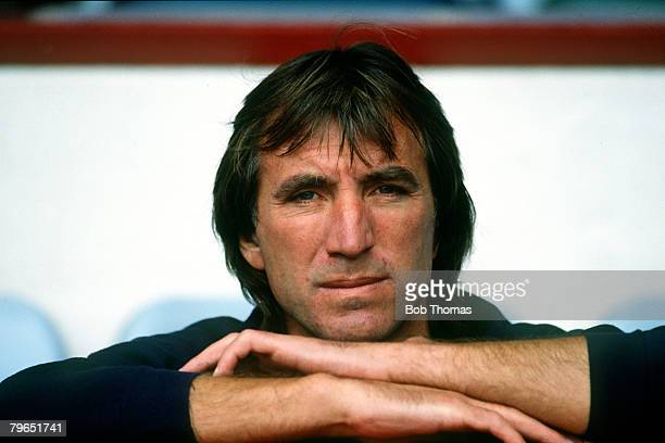 circa 1992 Billy Bonds West Ham United Manager 19901994