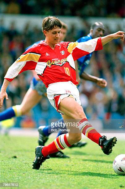 circa 1992 Gary Lineker Nagoya Grampus Eight 19921994 Gary Lineker one of England's best ever strikers won 80 England international caps between...