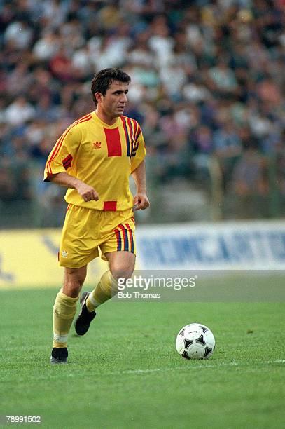 circa 1992 Gheorghe Hagi Romania