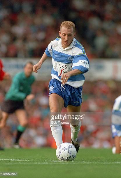 circa 1992 Ian Holloway Queens Park Rangers