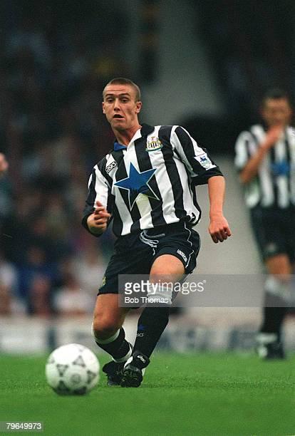 Circa 1993, Lee Clark, Newcastle United