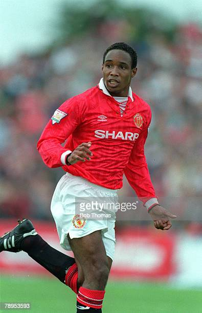 circa 1994 Paul Ince Manchester United 19891995 Paul Ince won 53 England international caps between 19932000