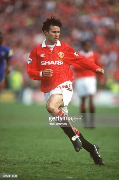 circa 1994 Ryan Giggs Manchester United