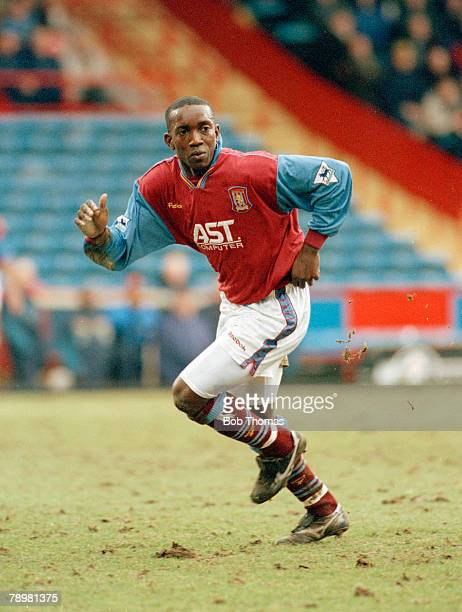 February 1996 Premiership Dwight Yorke Aston Villa striker 19891998 Dwight Yorke a Trinidad and Tobago international was very successful later in his...