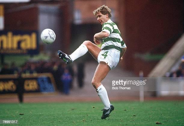 January 1991 Peter Grant Celtic