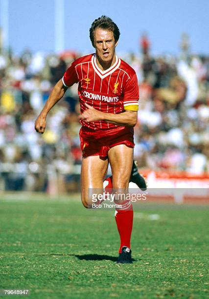 June 1984 Royal Swazi Sun Soccer Challenge Swaziland Liverpool 5 v Tottenham Hotspur 2 Phil Neal Liverpool Phil Neal won 16 major honours with...