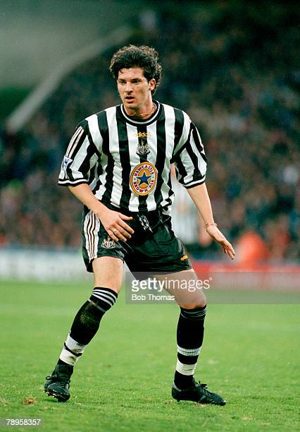November 1997, Alessandro Pistone, Newcastle United