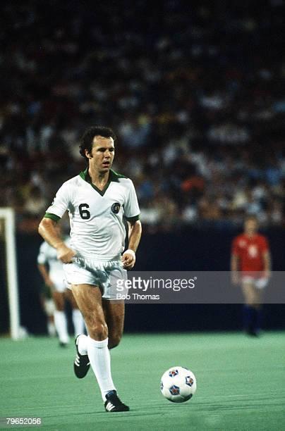 pic circa 1980 Franz Beckenbauer New York Cosmos