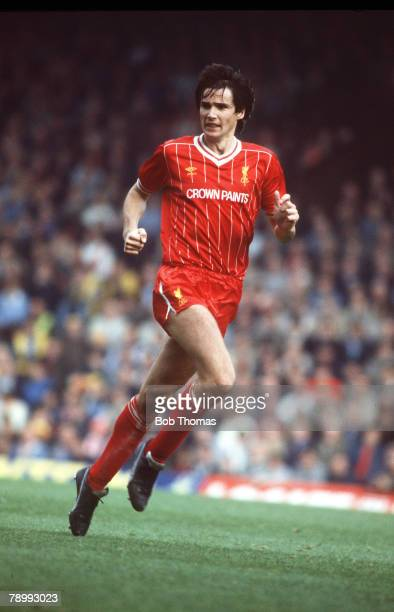 September1984 Alan Hansen Liverpool