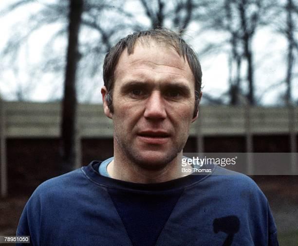 Sport, Football, Portrait of Everton's, Ray Wilson