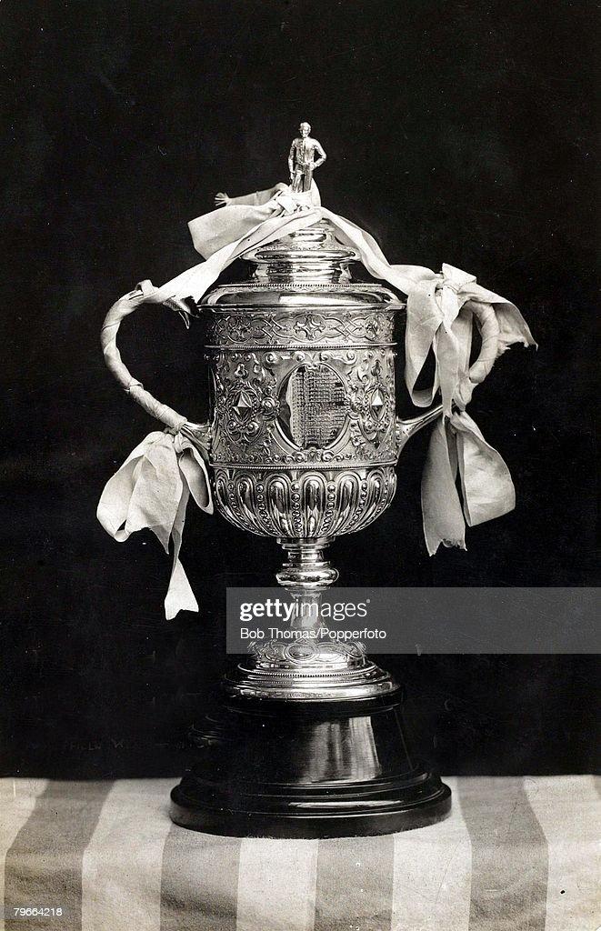 Sport, Football, The English Football Association Cup, Circa 1907