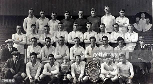 Sport Football Tottenham Hotspur 19191920 the Division 2 League Champions