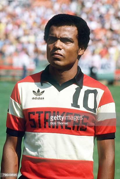 21st September 1980 NASL Soccer Bowl '80 Teofilo Cubillas Fort Lauderdale Strikers
