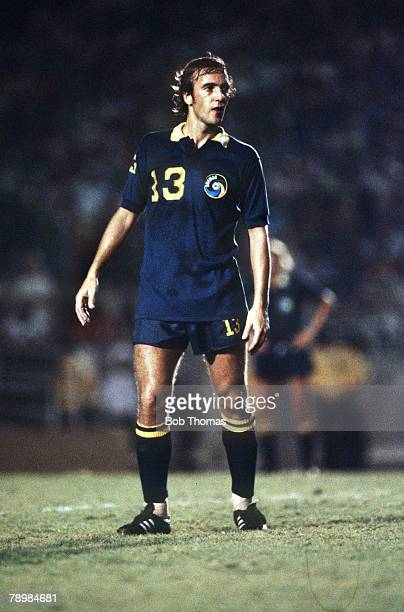 Sport, Football, USA, pic: circa 1979, Johan Neeskens of New York Cosmos