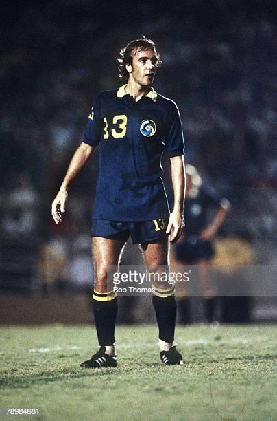 circa 1979 Johan Neeskens of New York Cosmos