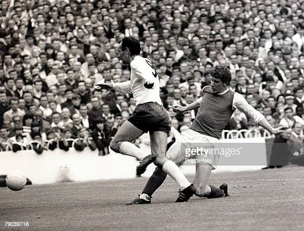 Sport Football White Hart Lane London England League Division One 9th September 1967 Tottenham Hotspur v Sheffield Wednesday Tottenham Hotspur...