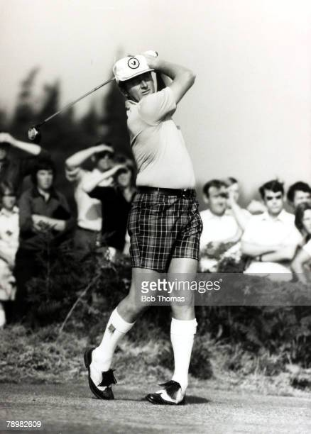 circa 1970's Brian Barnes born 1945 British golfer who was one of the top British golfers of the 1970's He played in the Ryder Cup 19711979 and was...