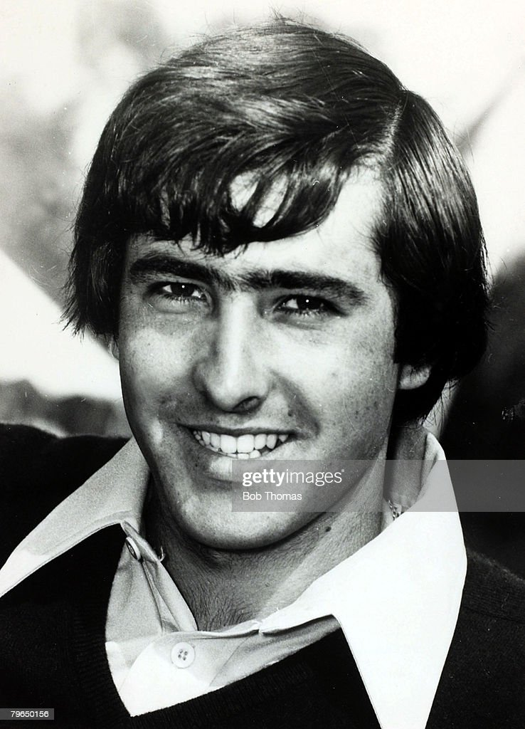 Sport, Golf, pic: circa 1975, Severiano Ballesteros, Spain : News Photo