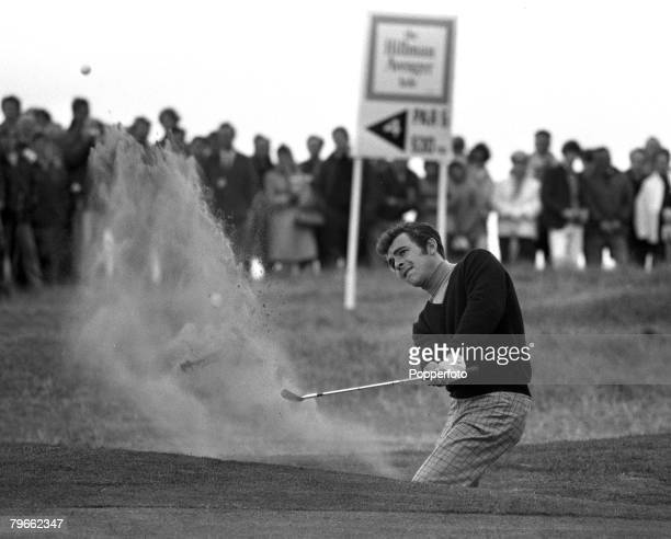 Sport, Golf, Troon, Scotland, 5th July 1970, Sean Connery Invitation Pro/Am Tournament, Great Britain's Tony Jacklin, the reigning British and US...