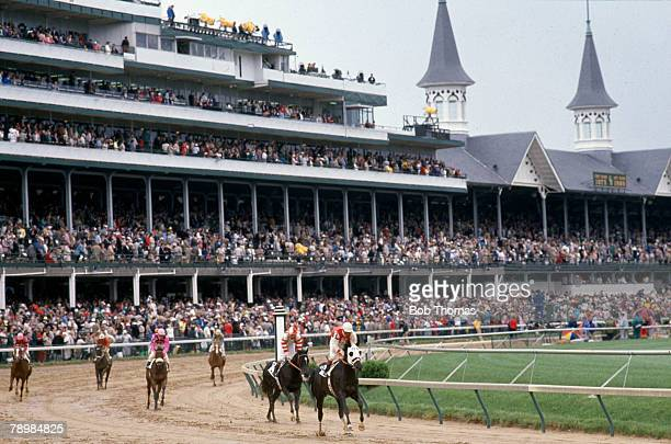 7th May 1989 Churchill Downs USA The Kentucky Derby