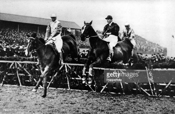 Sport Horse Racing The Grand National Steeplechase Aintree One of the great champions was Manifesto who won in 1897 and 1899 and from eight starts...