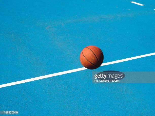 sport image - basketbal teamsport stockfoto's en -beelden