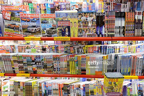 Sport-Zeitschriften
