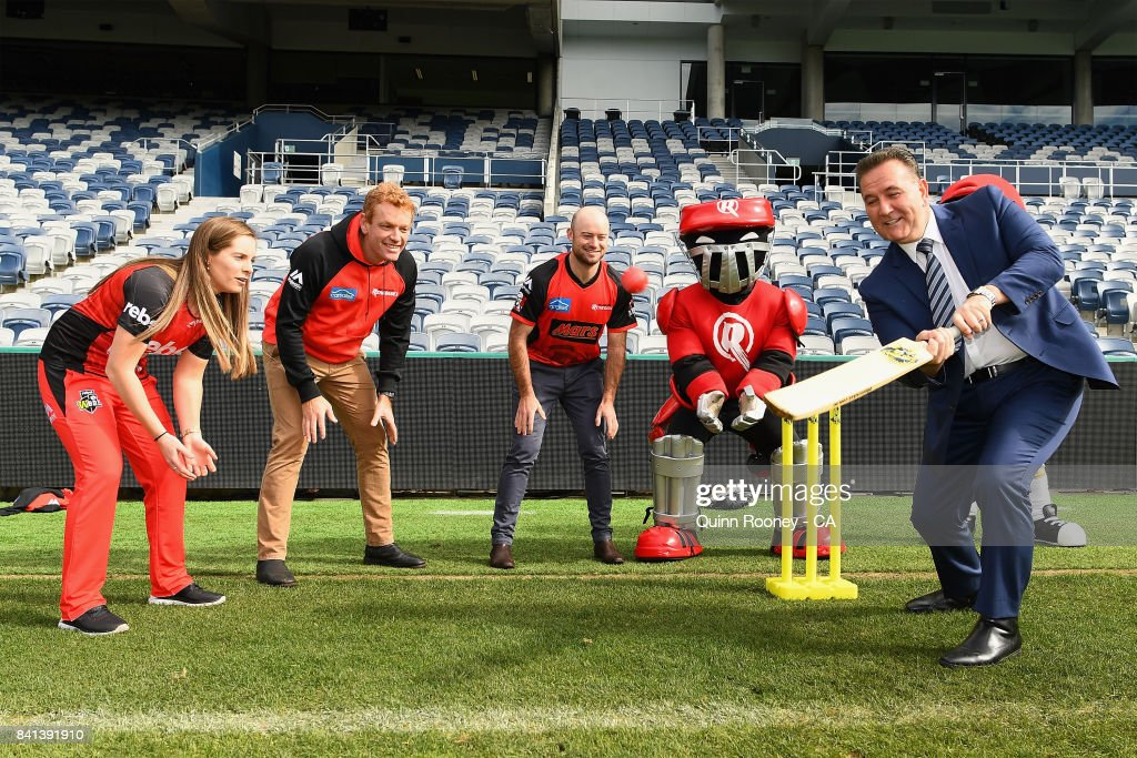 Melbourne Renegades Media Opportunity